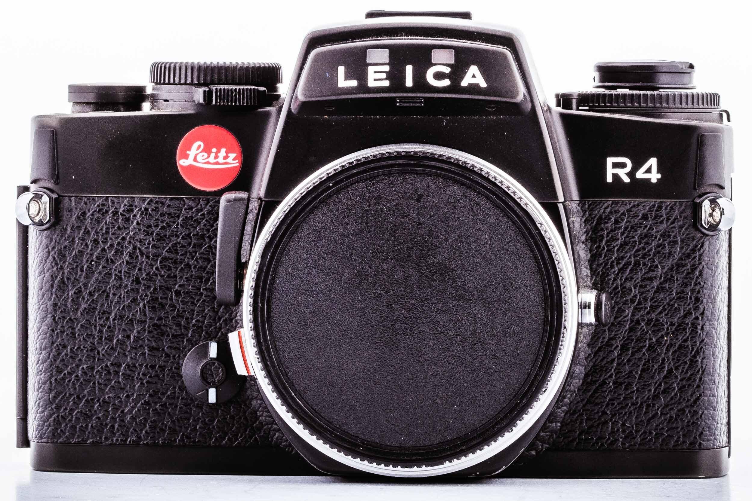 Leica R4 body black