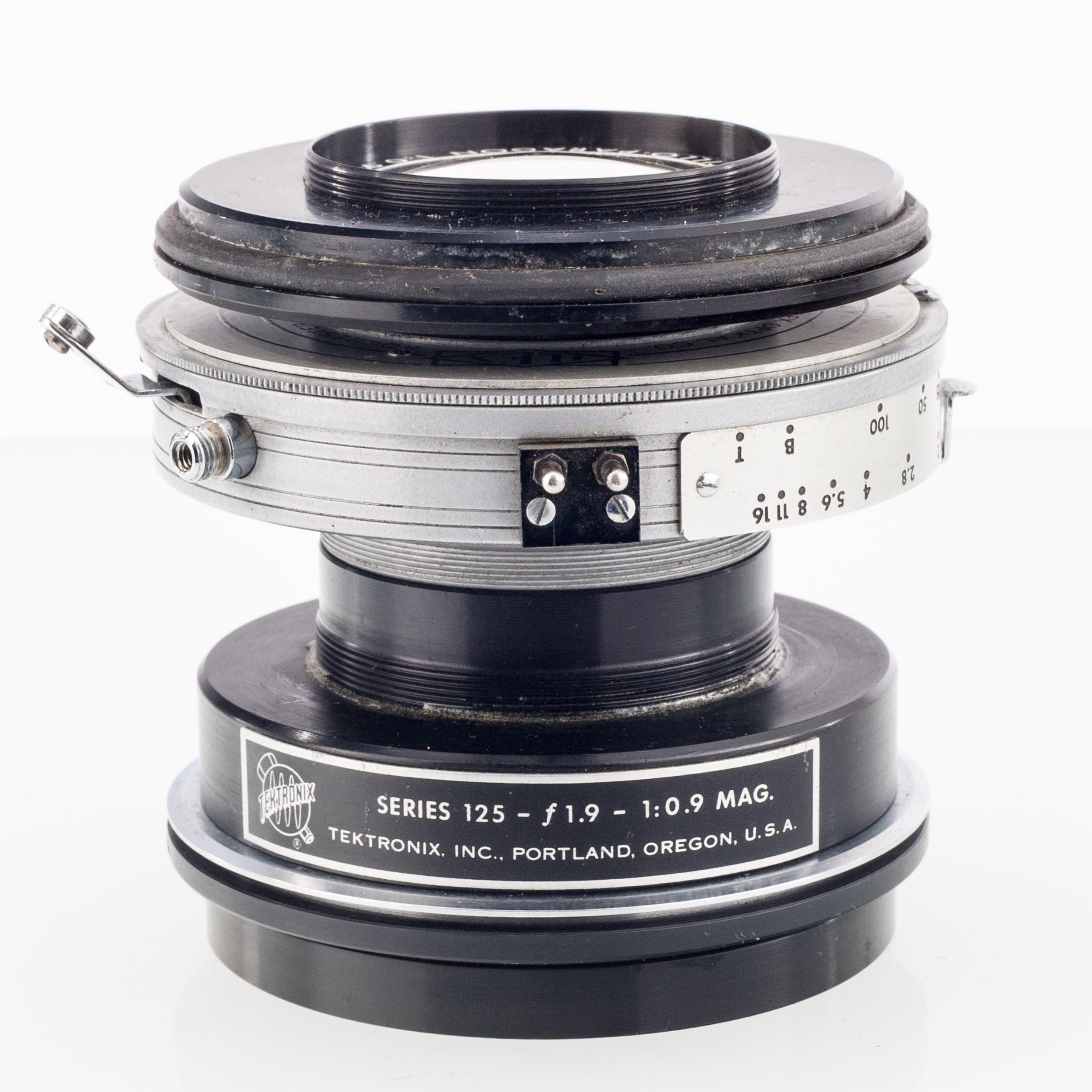 Ilex  1,9/3inch(75mm) Oscillo-Paragon 1:0,9x