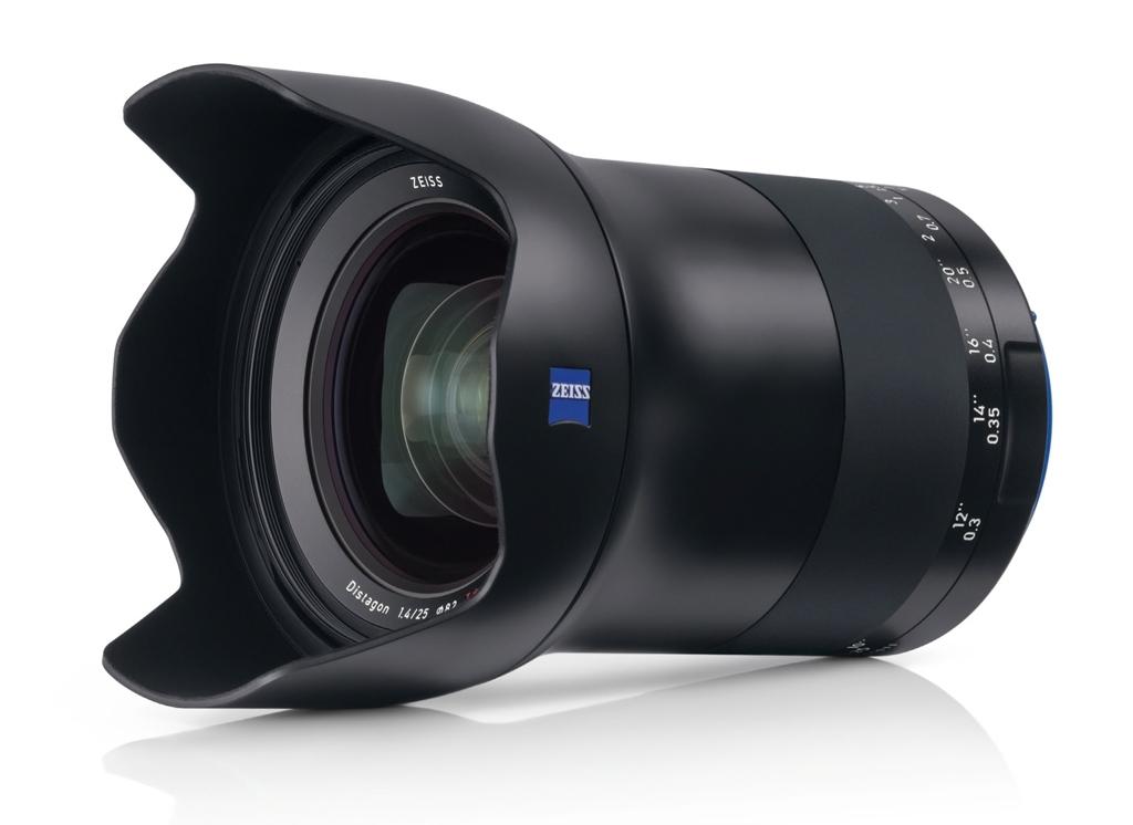 ZEISS Milvus 25mm 1:1,4 ZF.2 f. Nikon