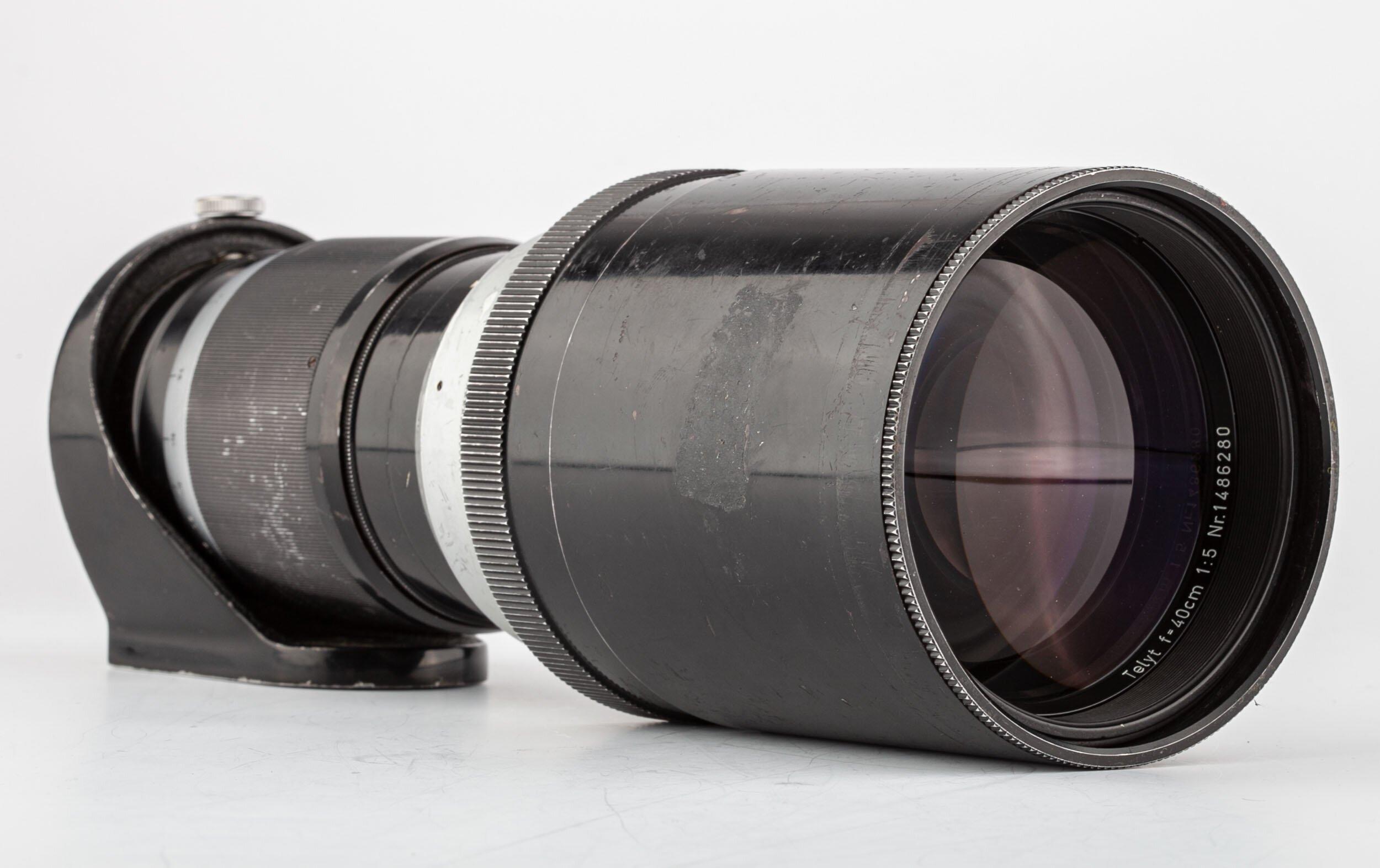 Leica Telyt 40cm F5 Visoflex TLCOO 11726 M39