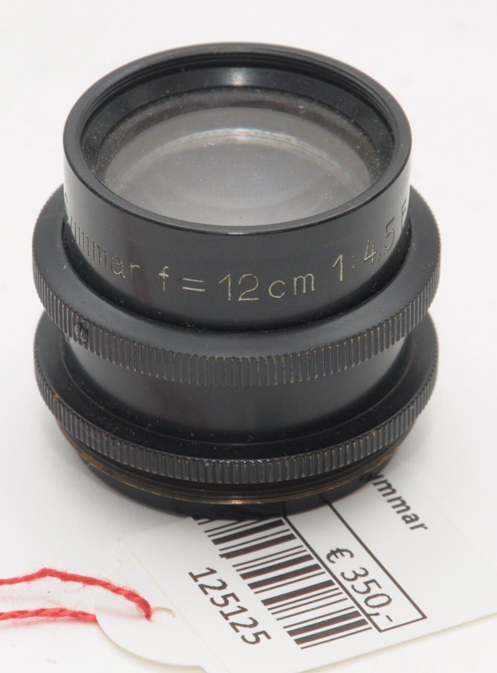 Leitz 4,5/12 cm Summar