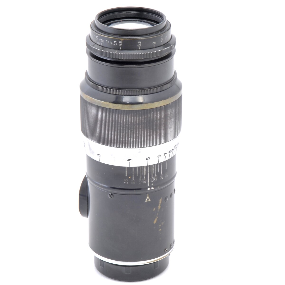 Leica Hektor 13,5cm 1:4,5 black M39