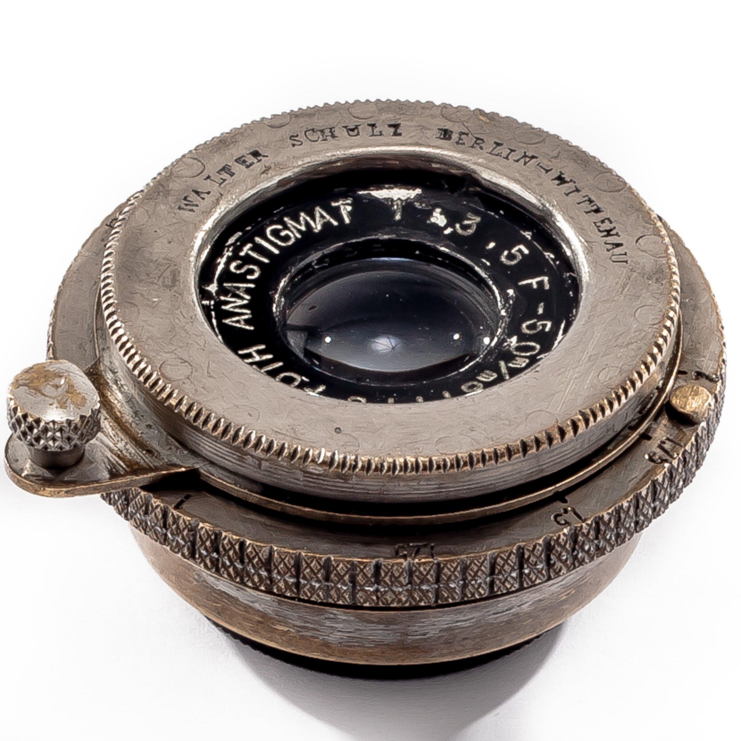Foth 3,5/50mm Anastigmat