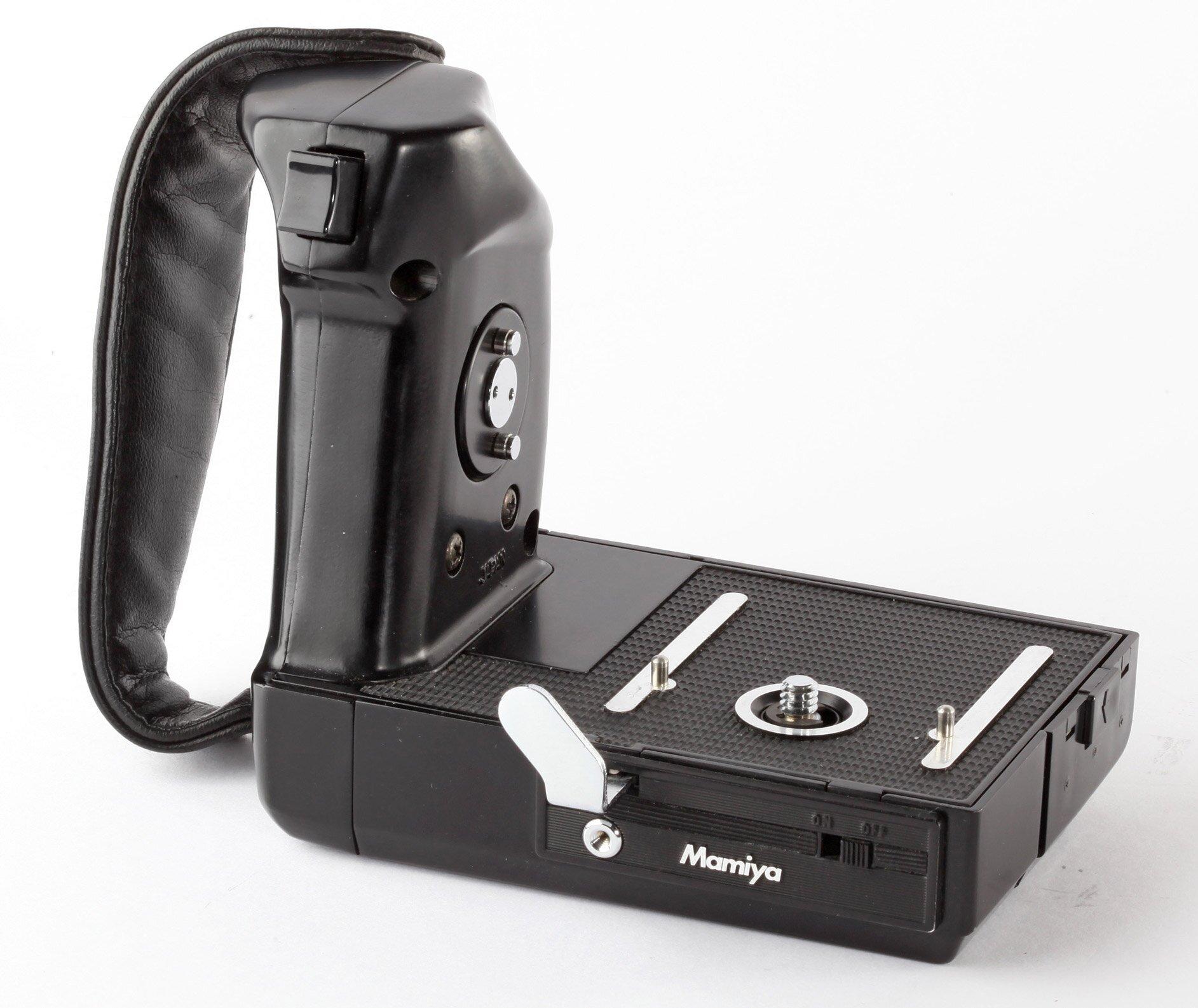 Mamiya 645 Motor Grip Power Drive