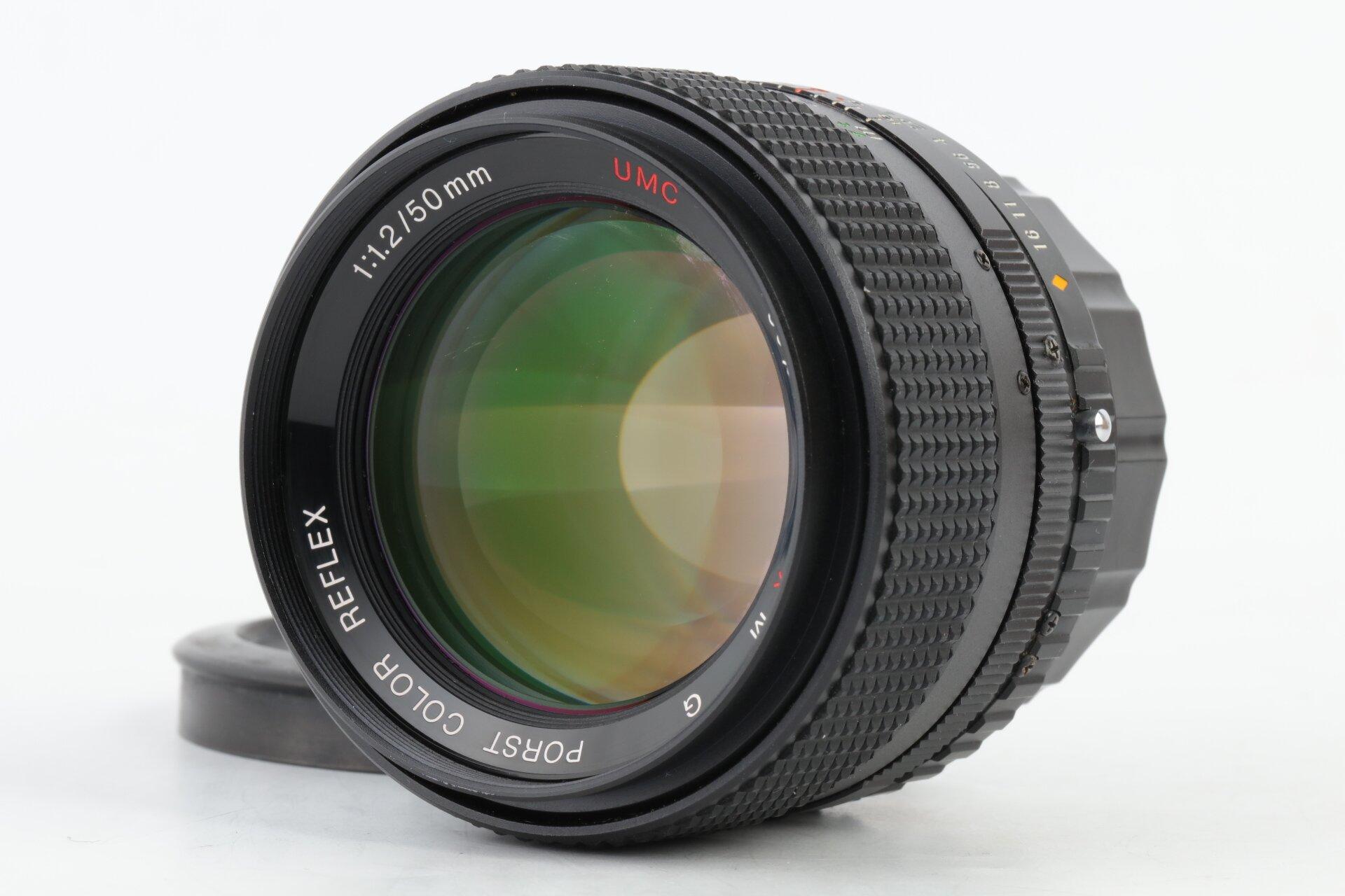 Porst Color Reflex 1,2/50mm UMC Fuji X