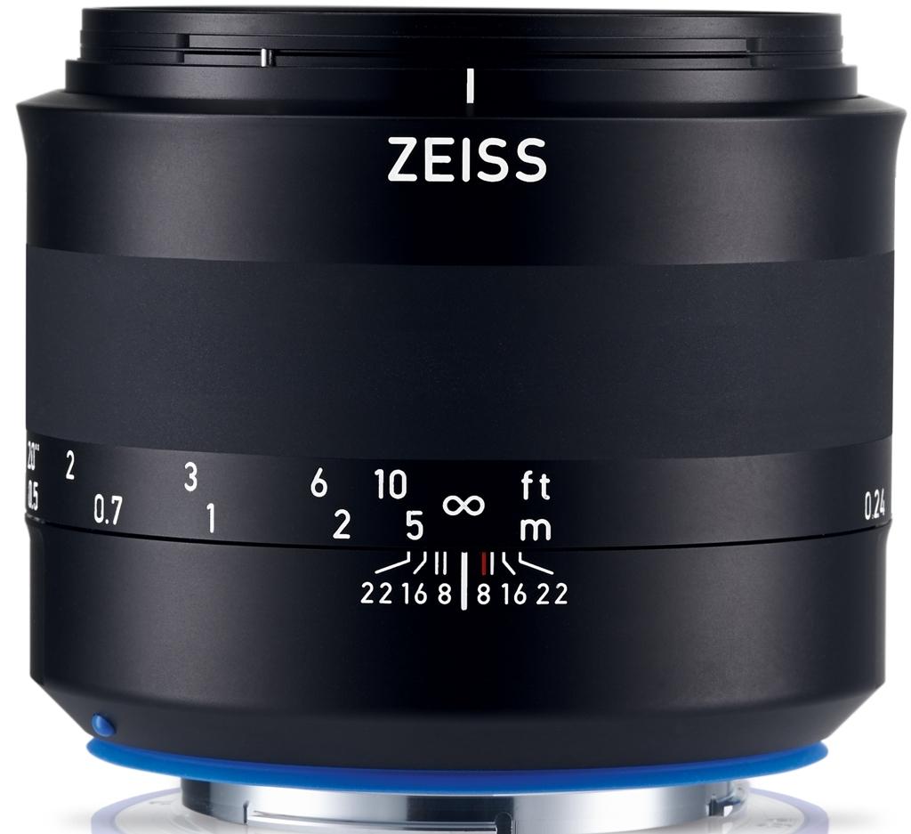 ZEISS Milvus 50mm 1:2,0 Makro ZE f. Canon EOS