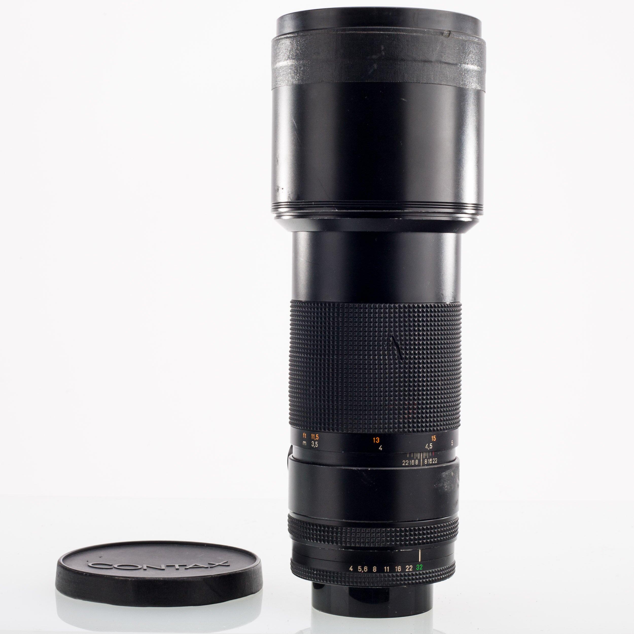 Carl Zeiss f. Contax RTS 4/300mm Tele-Tessar T*