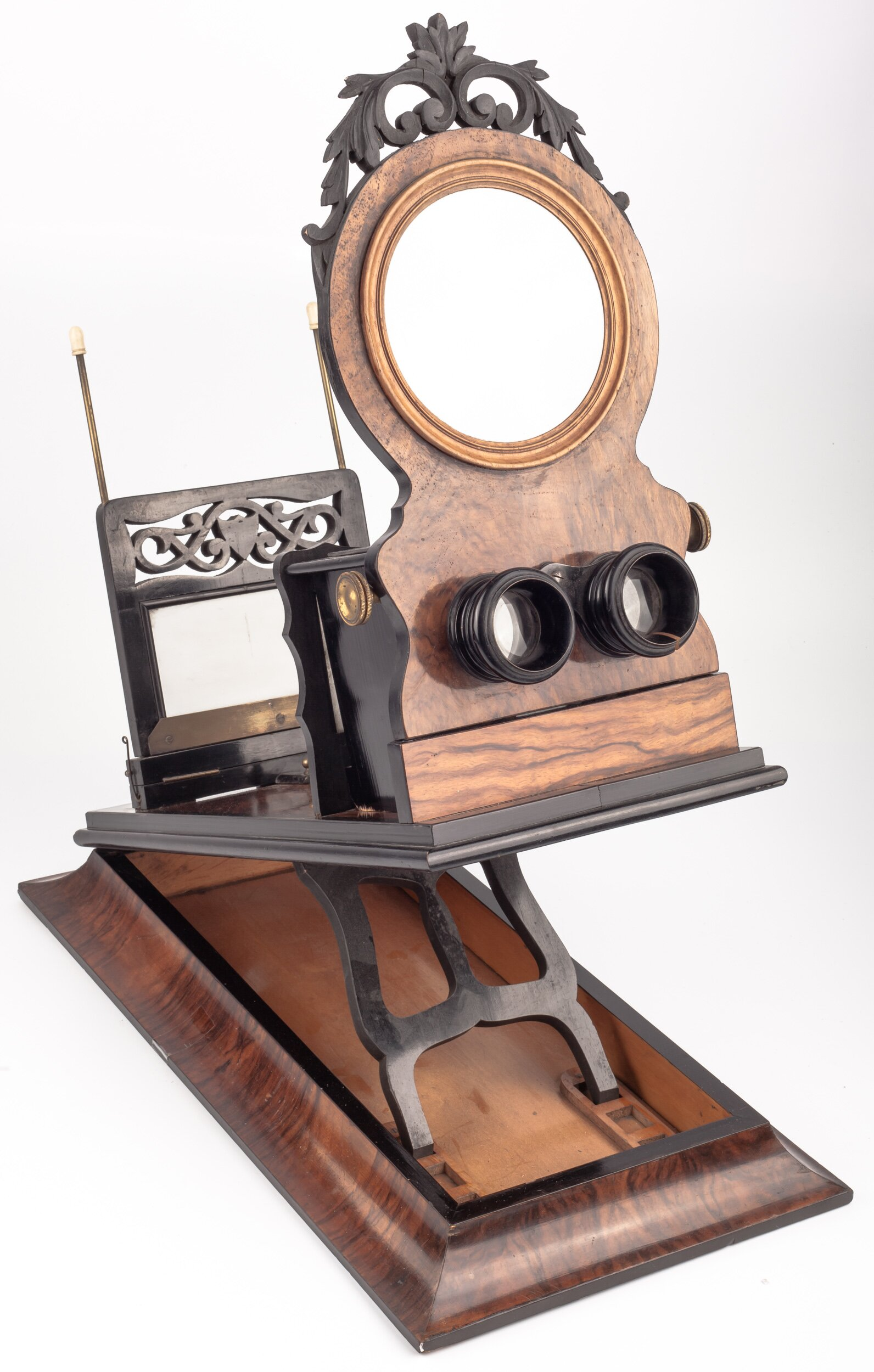 Antiker Stereobetrachter