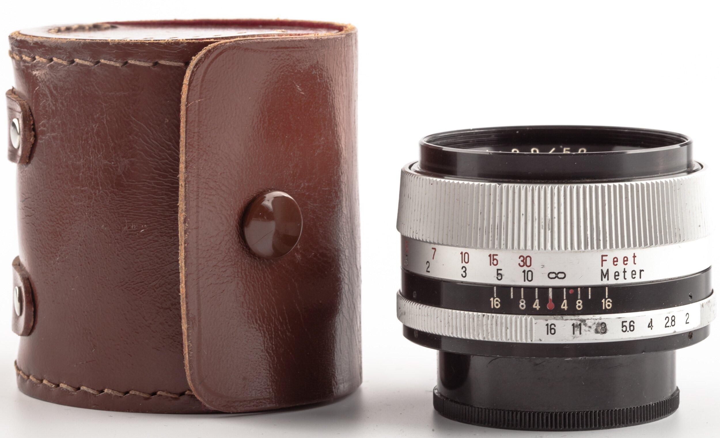 Edixagon M42 2.0/50mm