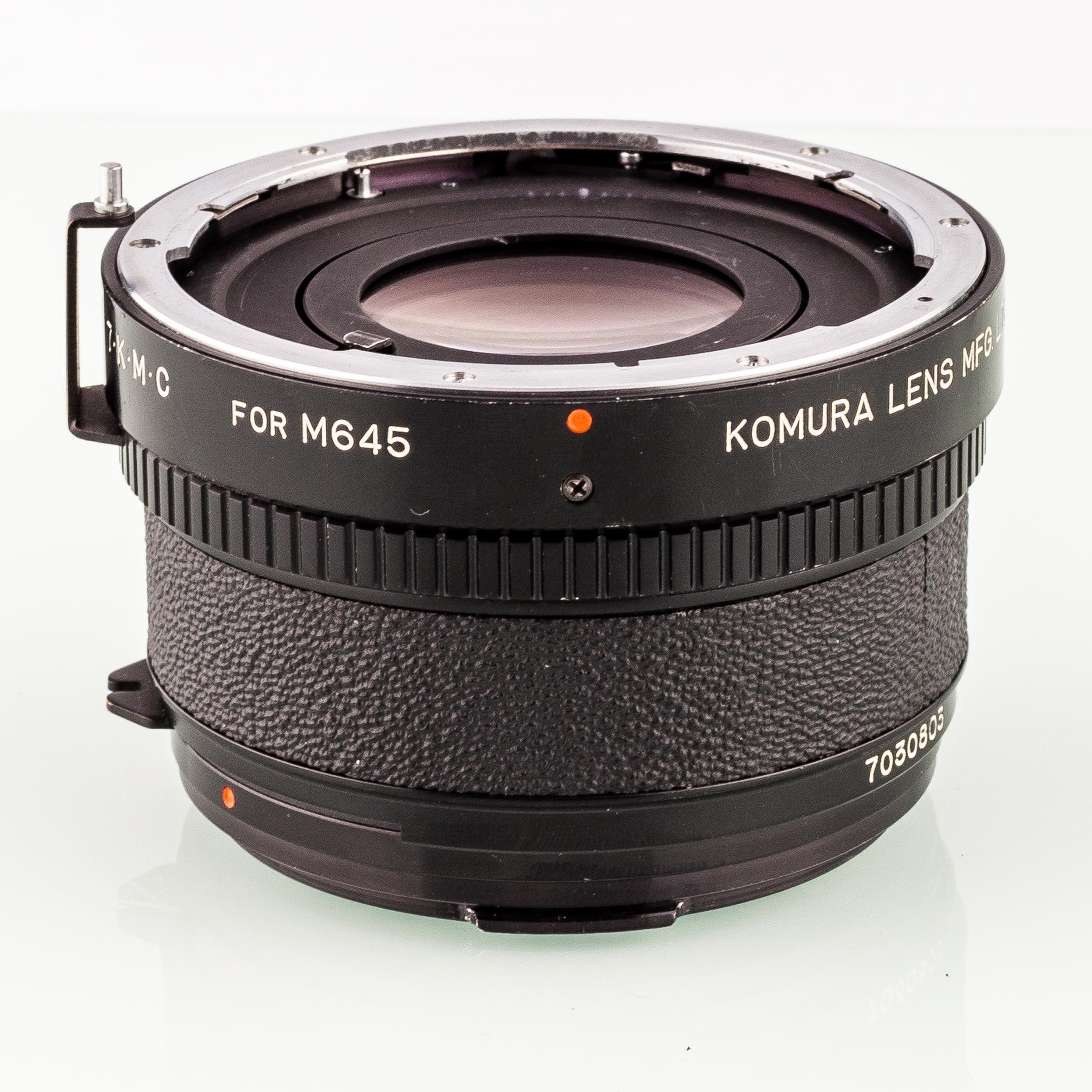Komura Telemore II 7-K-M-C for M645
