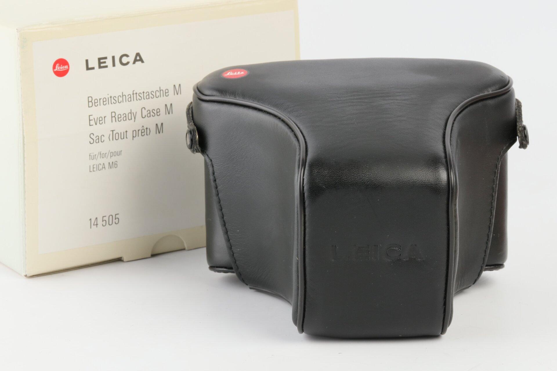 Leica Bereitschaftstasche M 14505 für Leica M6