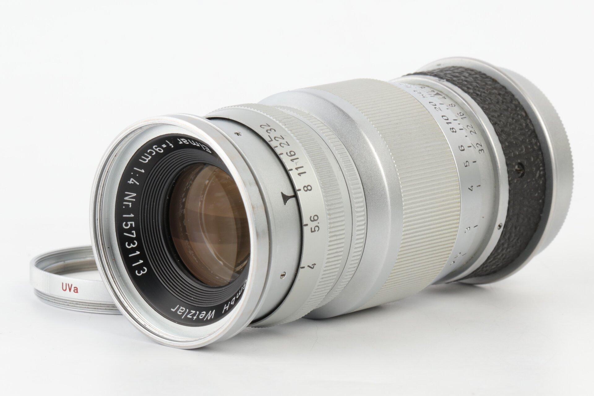 Leica Elmar 9cm 4 M39
