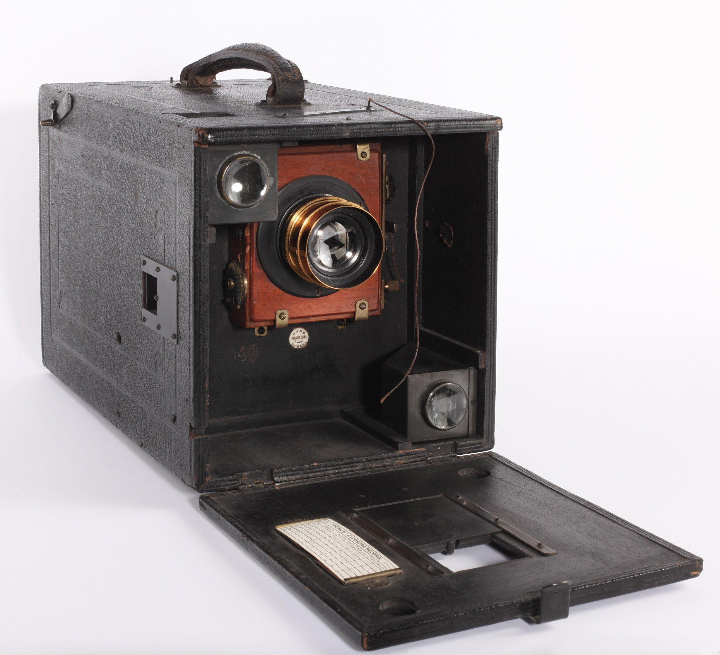 Detektiv Kamera Cooke lens
