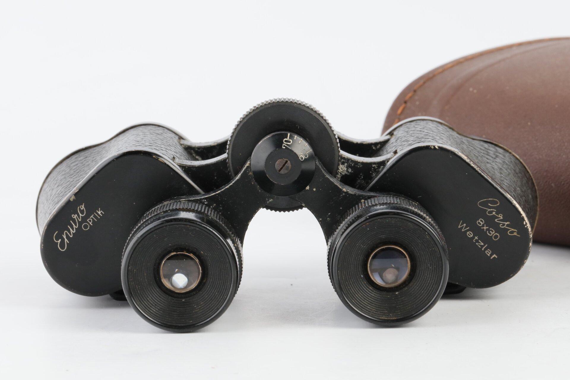 Enuro Optik Corso 8x30 Wetzlar Fernglas