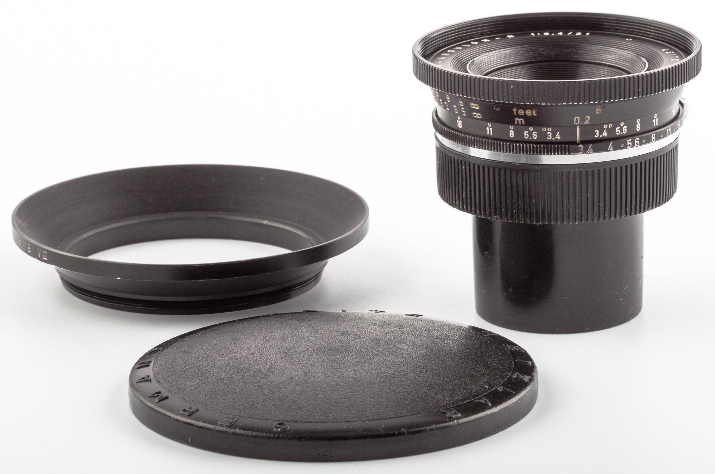 Leica Super-Angulon-R 3,4/21mm 11803