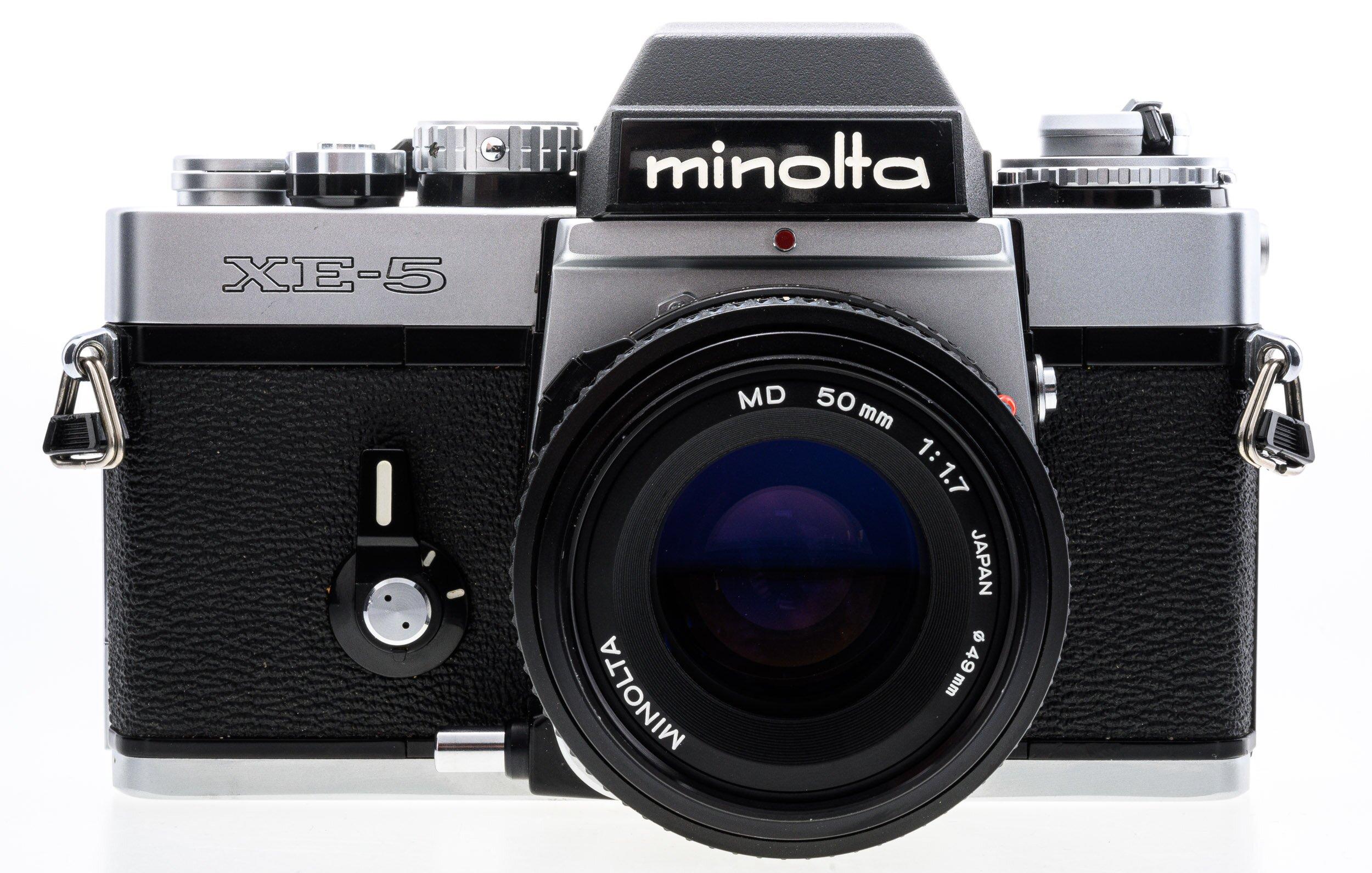 Minolta XE-5 Minolt 1,7/50mm