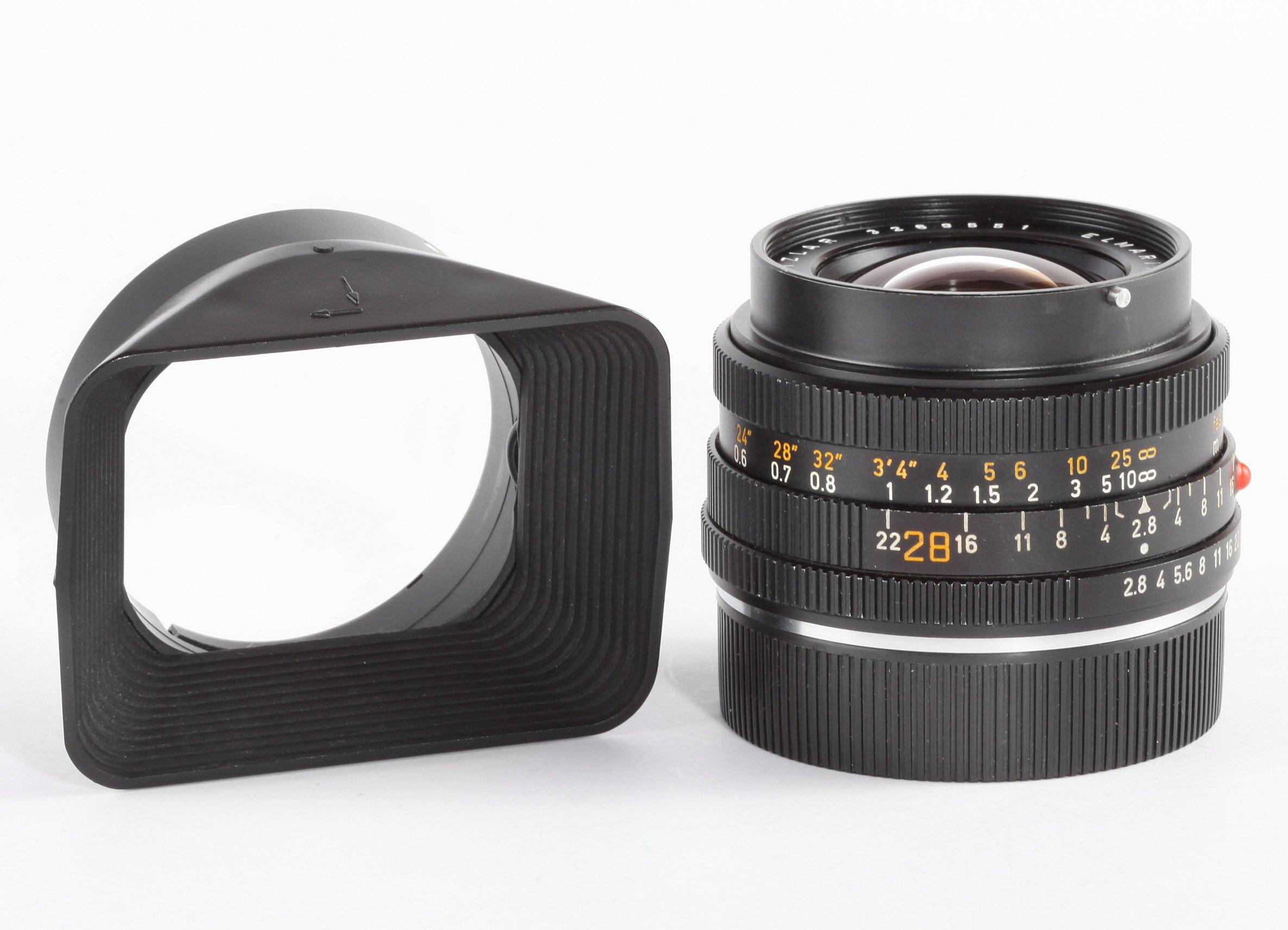 Leica Elmarit-R 2,8/28mm 3CAM