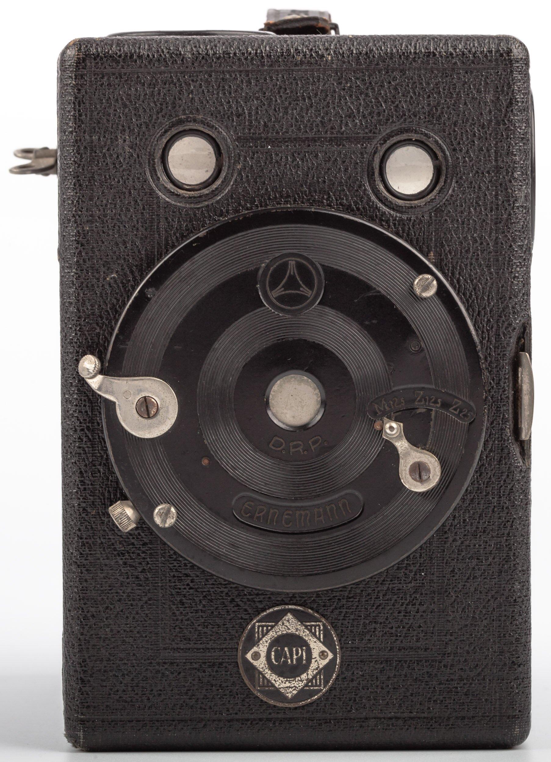 Ernemann 6x9cm Box