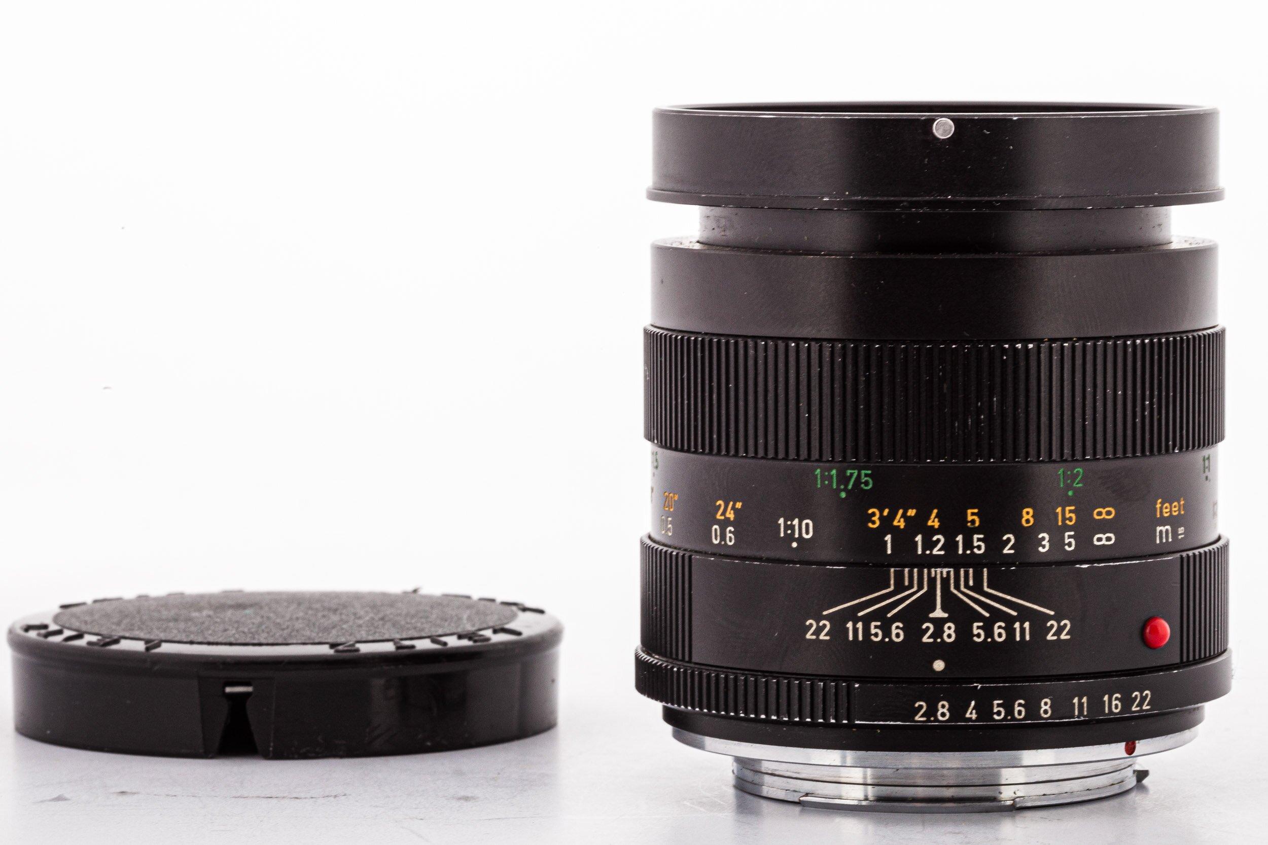 Leica Macro-Elmarit-R 2,8/60mm 3CAM