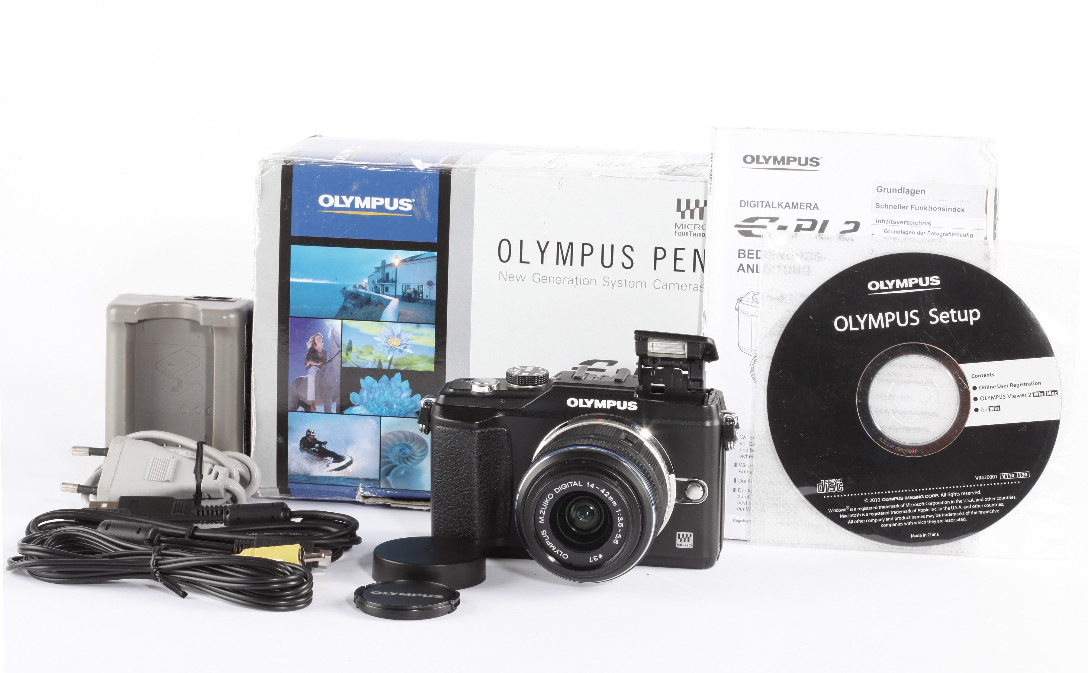 Olympus E-PL2 + 14-42mm