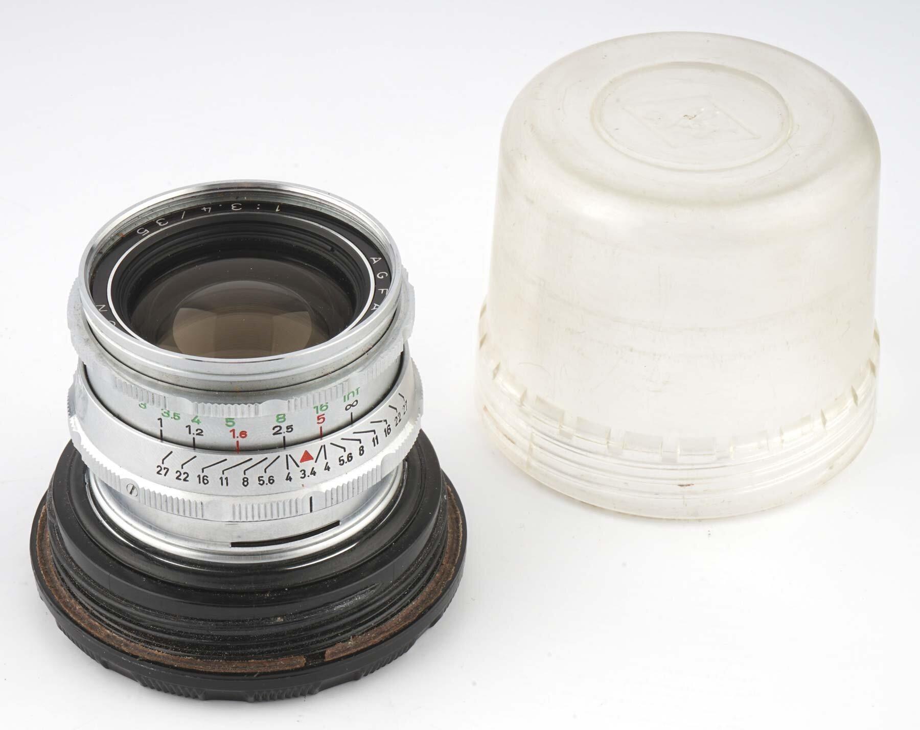 Agfa Color-Ambion 3,4/35mm für Ambiflex