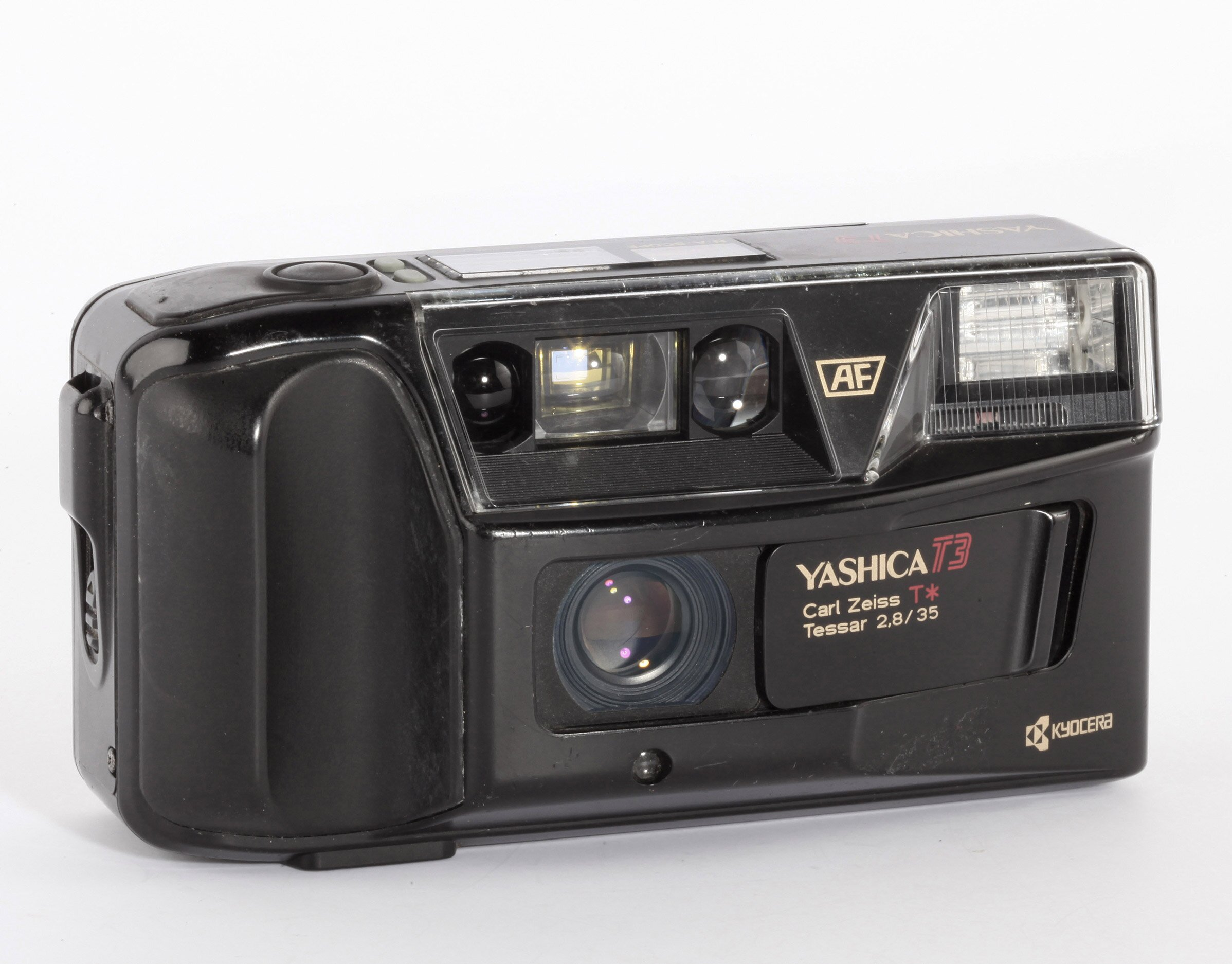 Yashica T3 Carl Zeiss T* Tessar 2,8/35mm