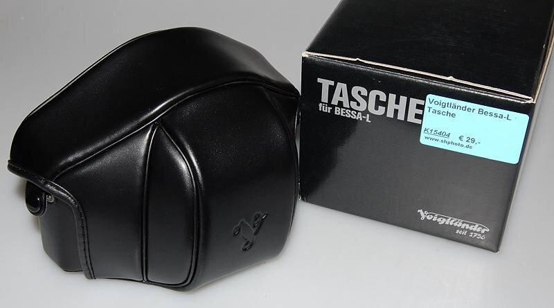 Voigtländer Bessa-L Tasche