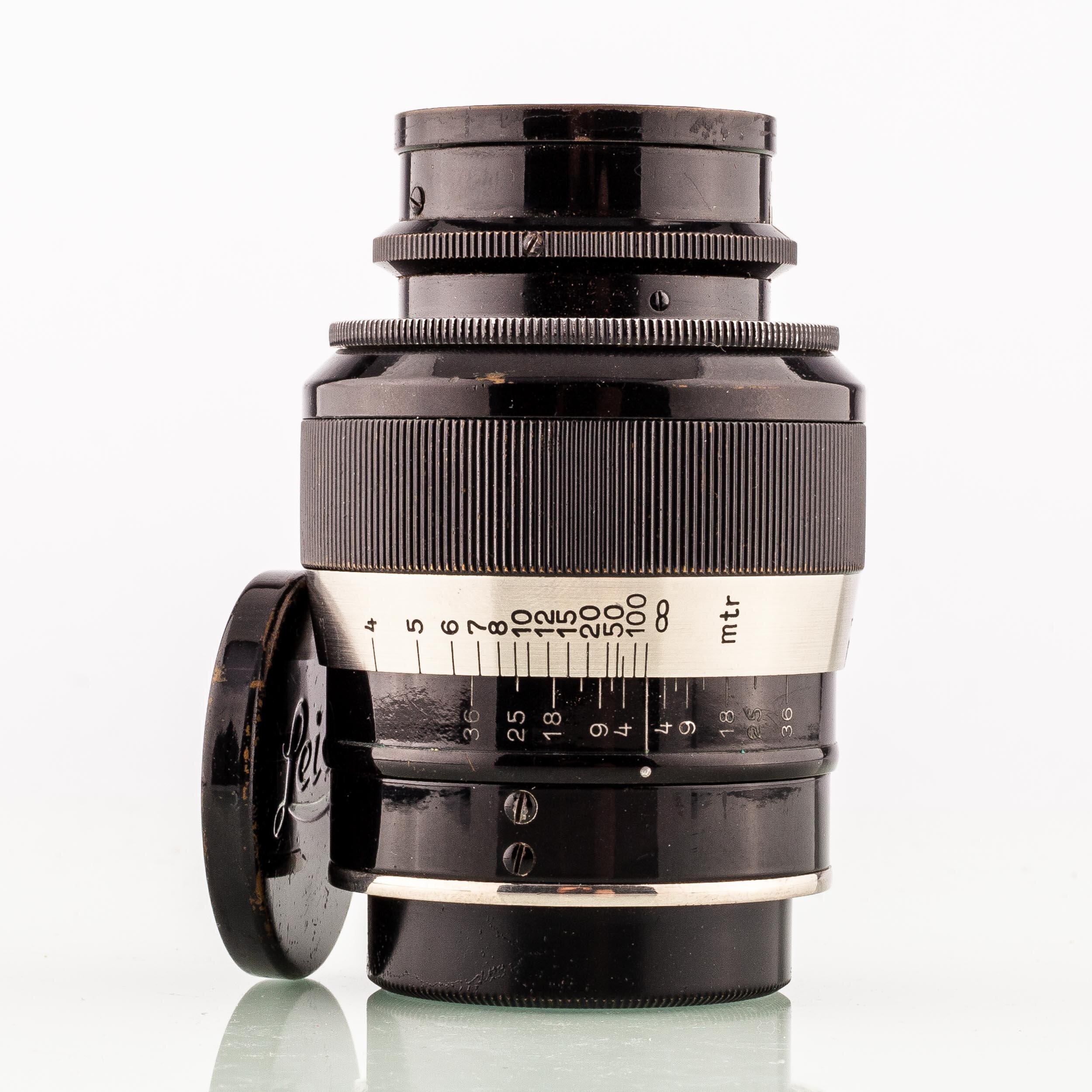 """Leica Elmar 9cm 1:4.0 """"Fat Elmar"""" 1926 M39"""