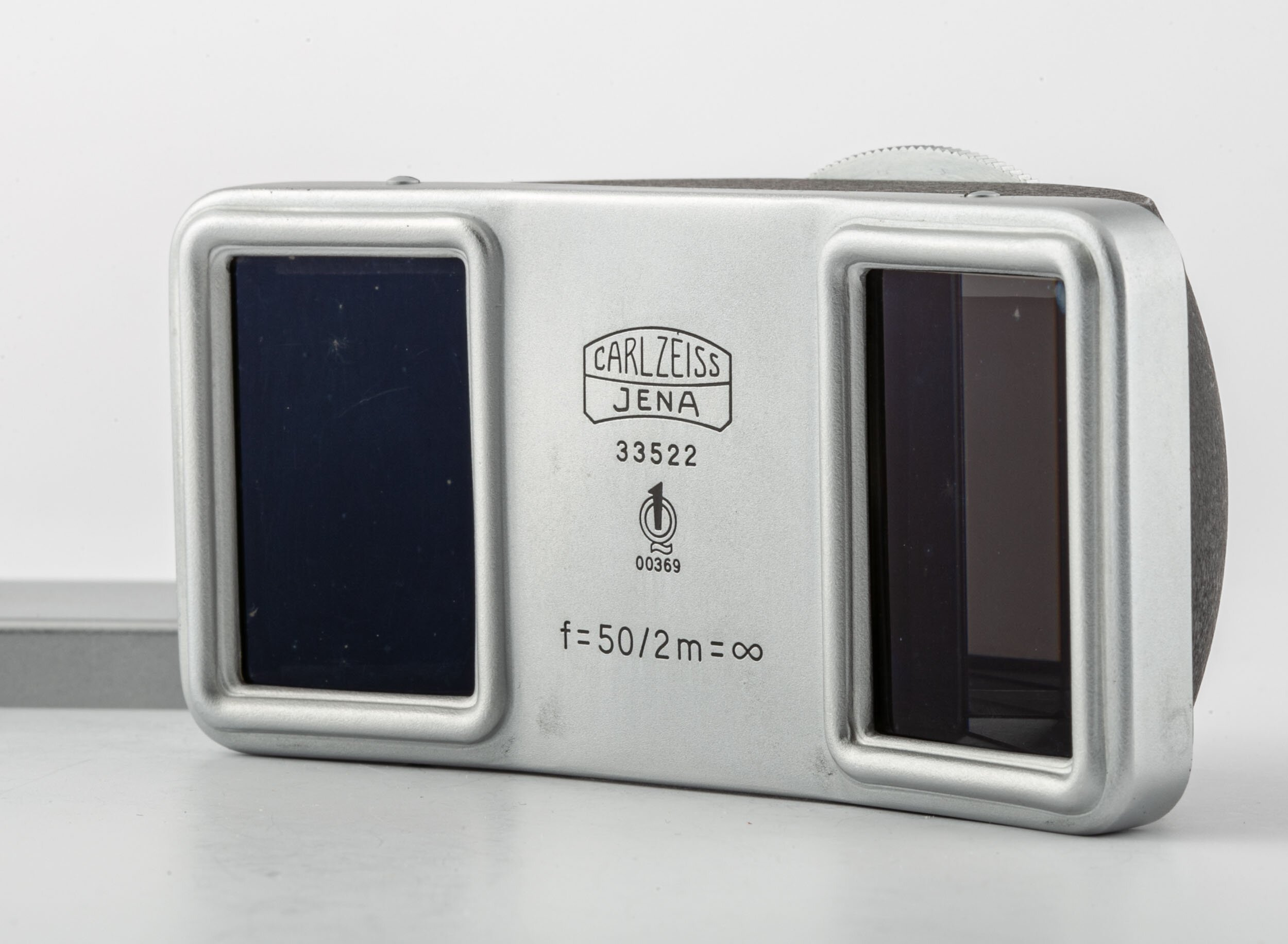 Carl Zeiss Stereovorsatz 50mm/2m = ∞
