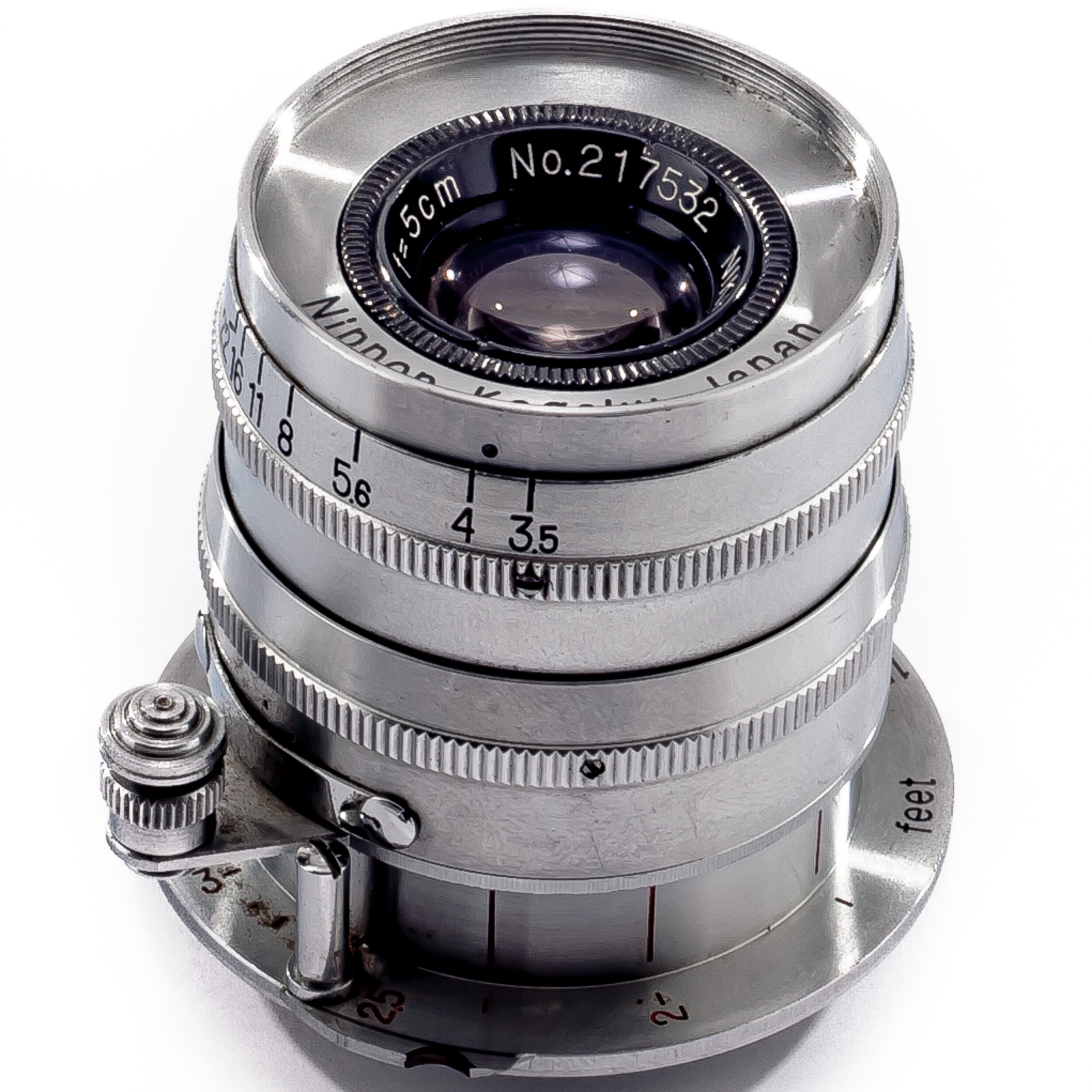Nippon Kogaku 5cm F3.5 M39