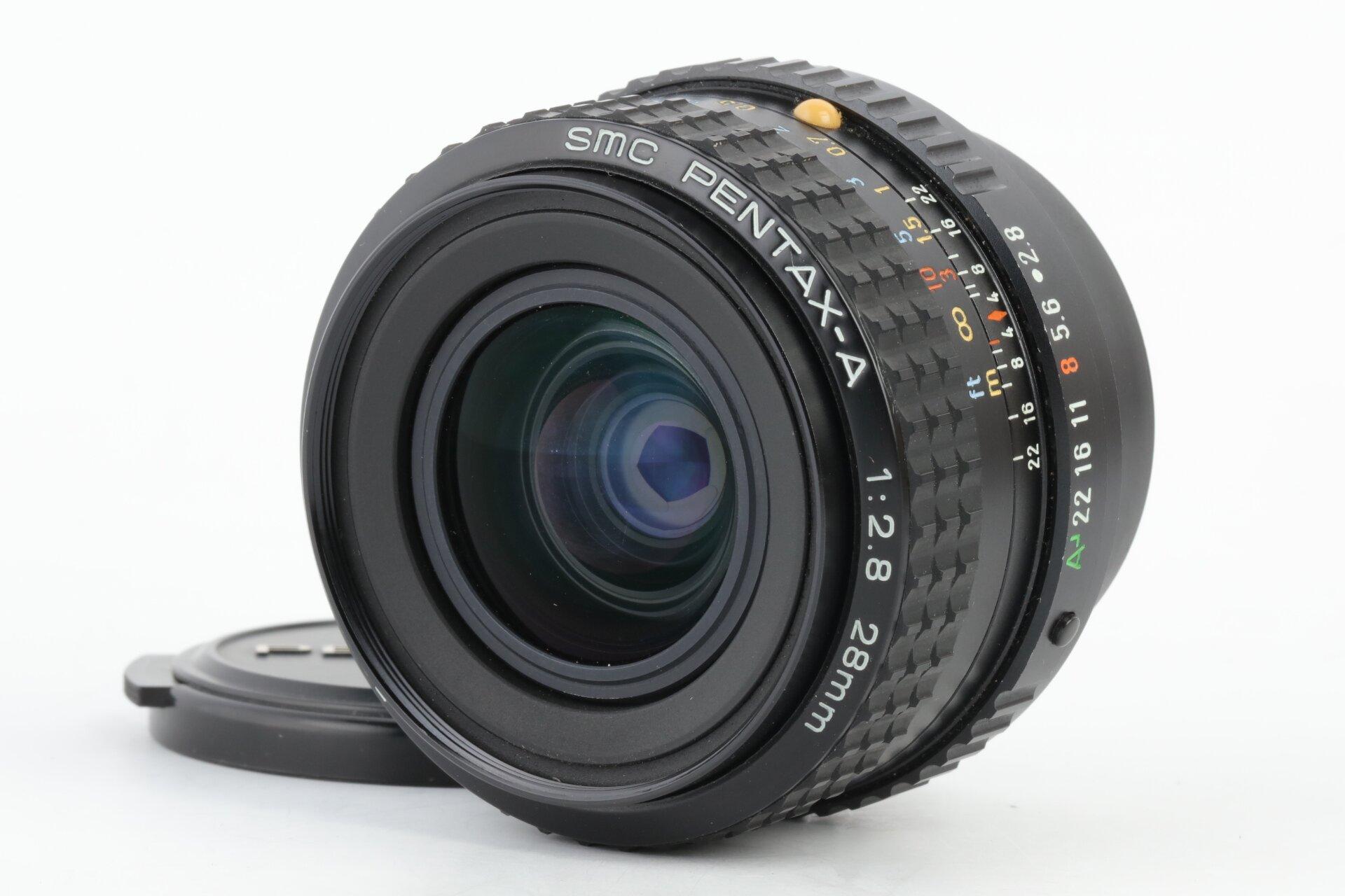 Pentax K 28mm 2,8 SMC Pentax-A