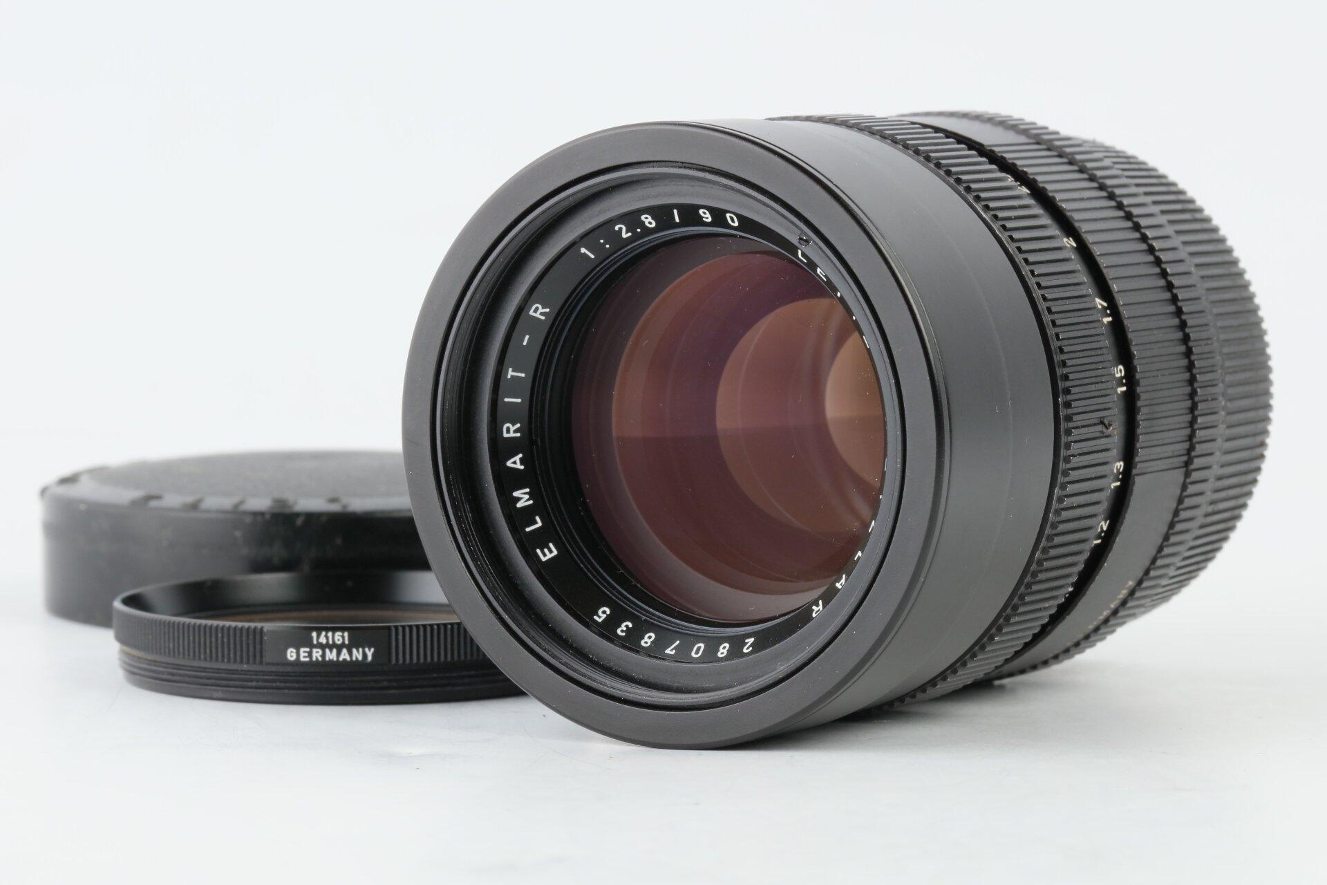 Leica Elmarit-R 2,8/90 3CAM