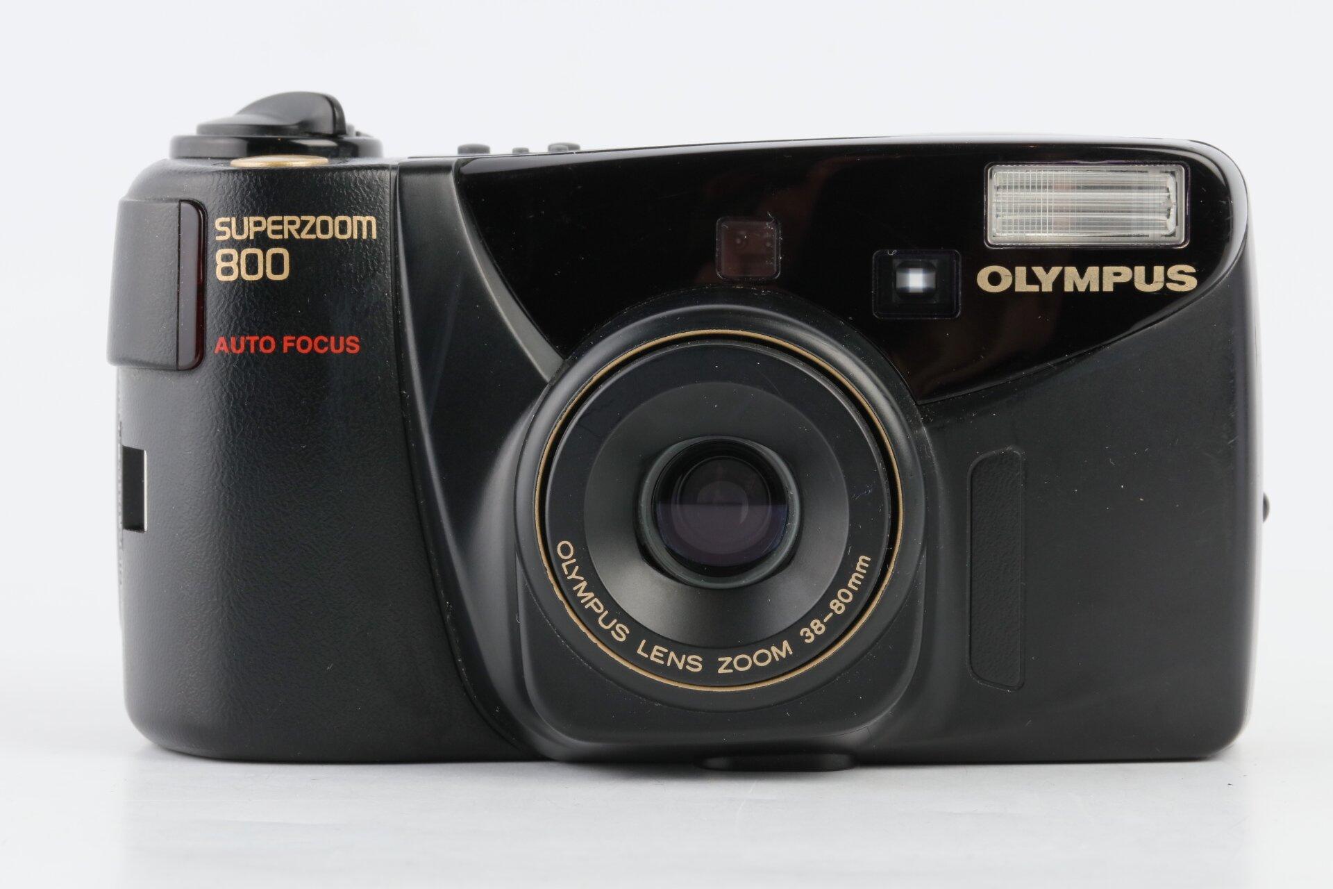 Olympus Superzoom 800 Auto Focus