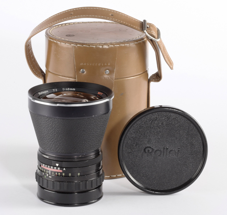 Carl Zeiss Rolleiflex Distagon 4/40mm T*