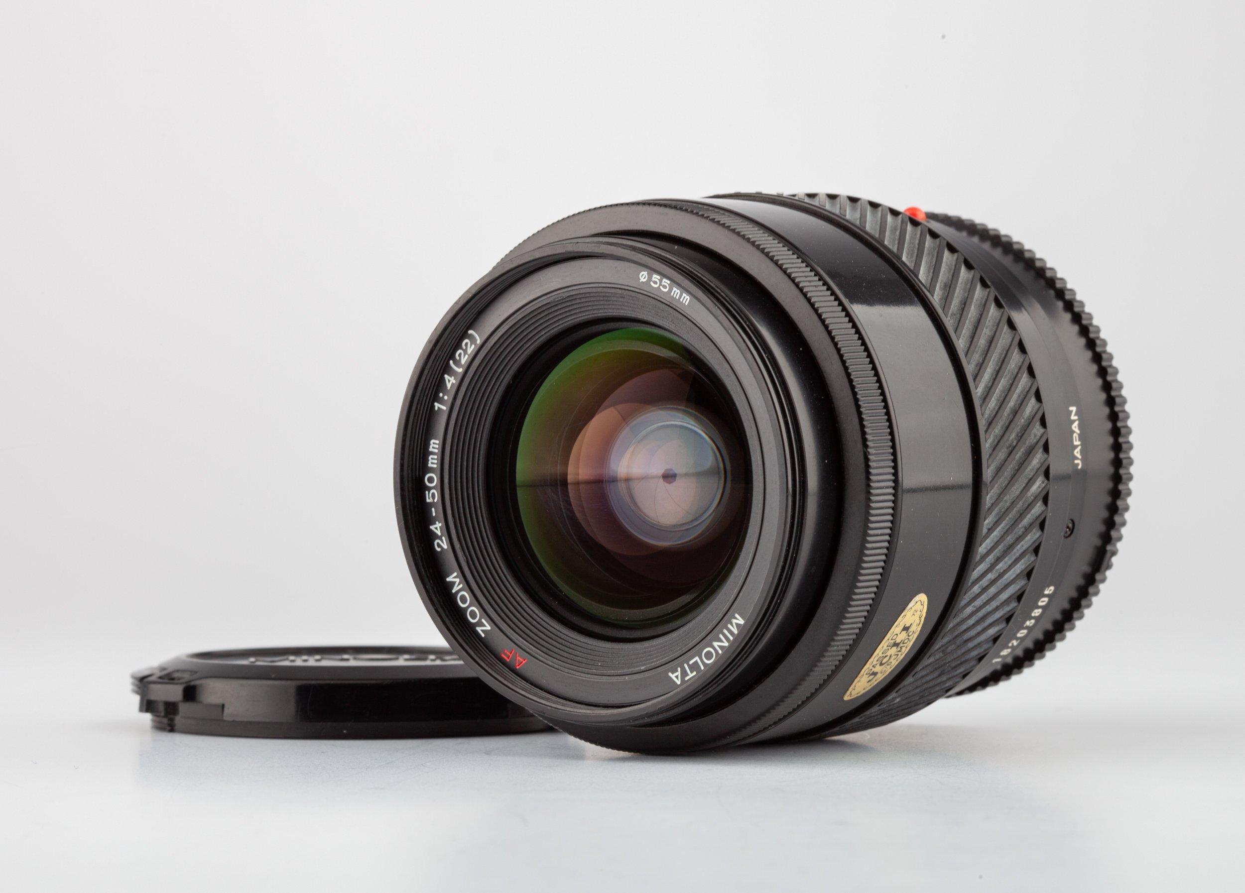 Minolta AF 24-50mm F4.0 SA