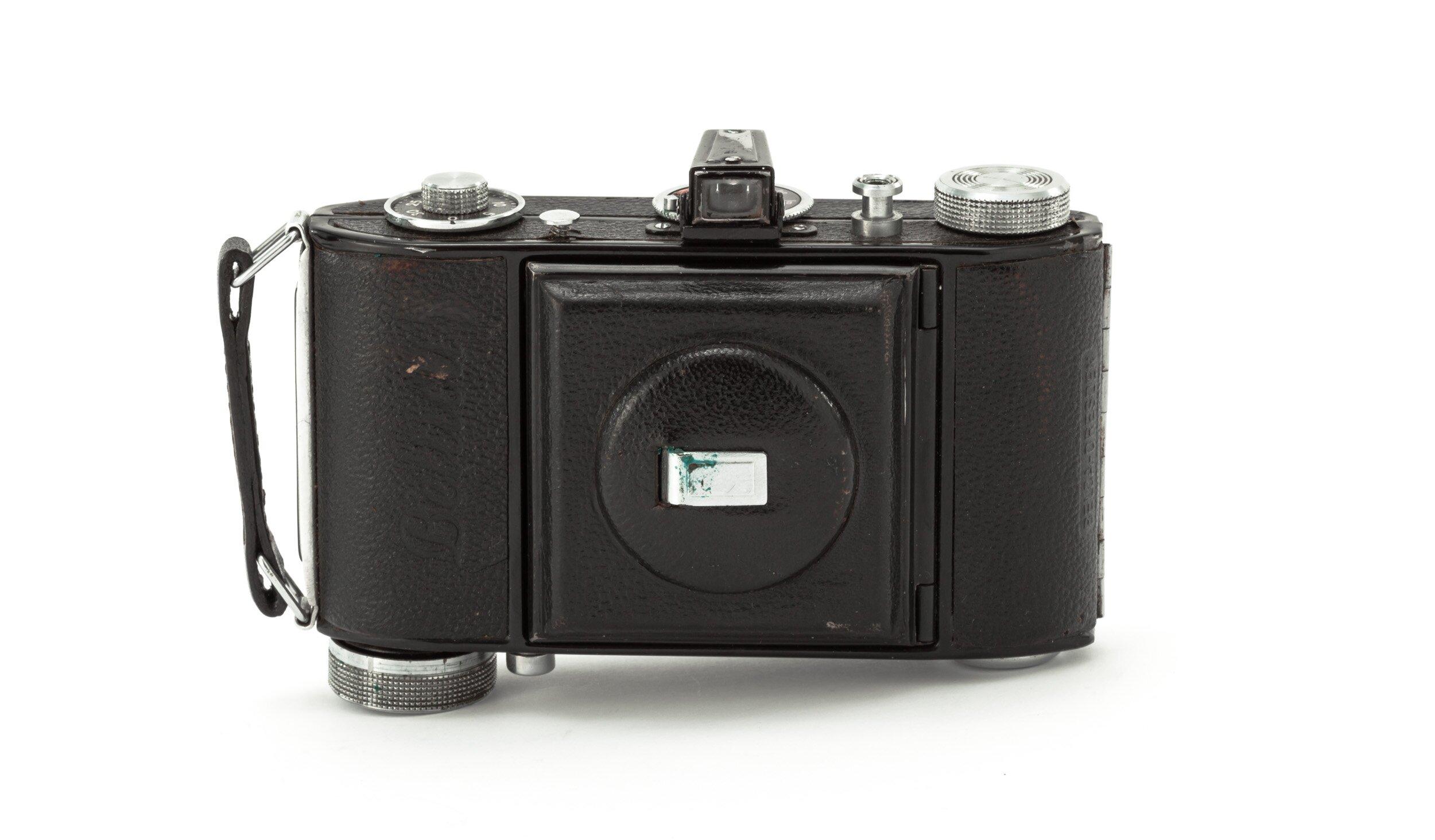 Balda Beluca mit Meyer-Optik 50mm 2,9