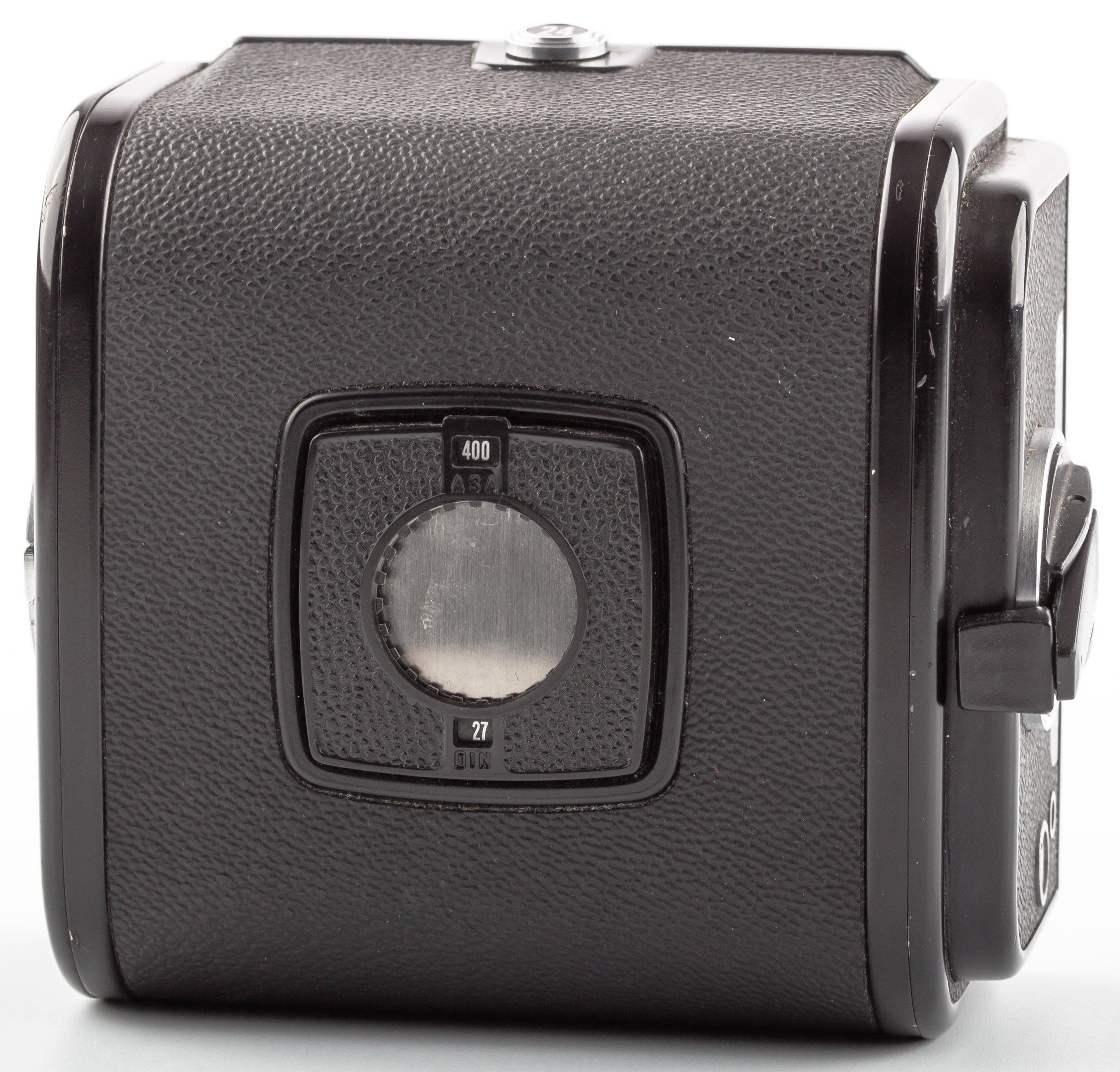 Hasselblad A24 Magazin schwarz 6x6 für Rollfilm 220