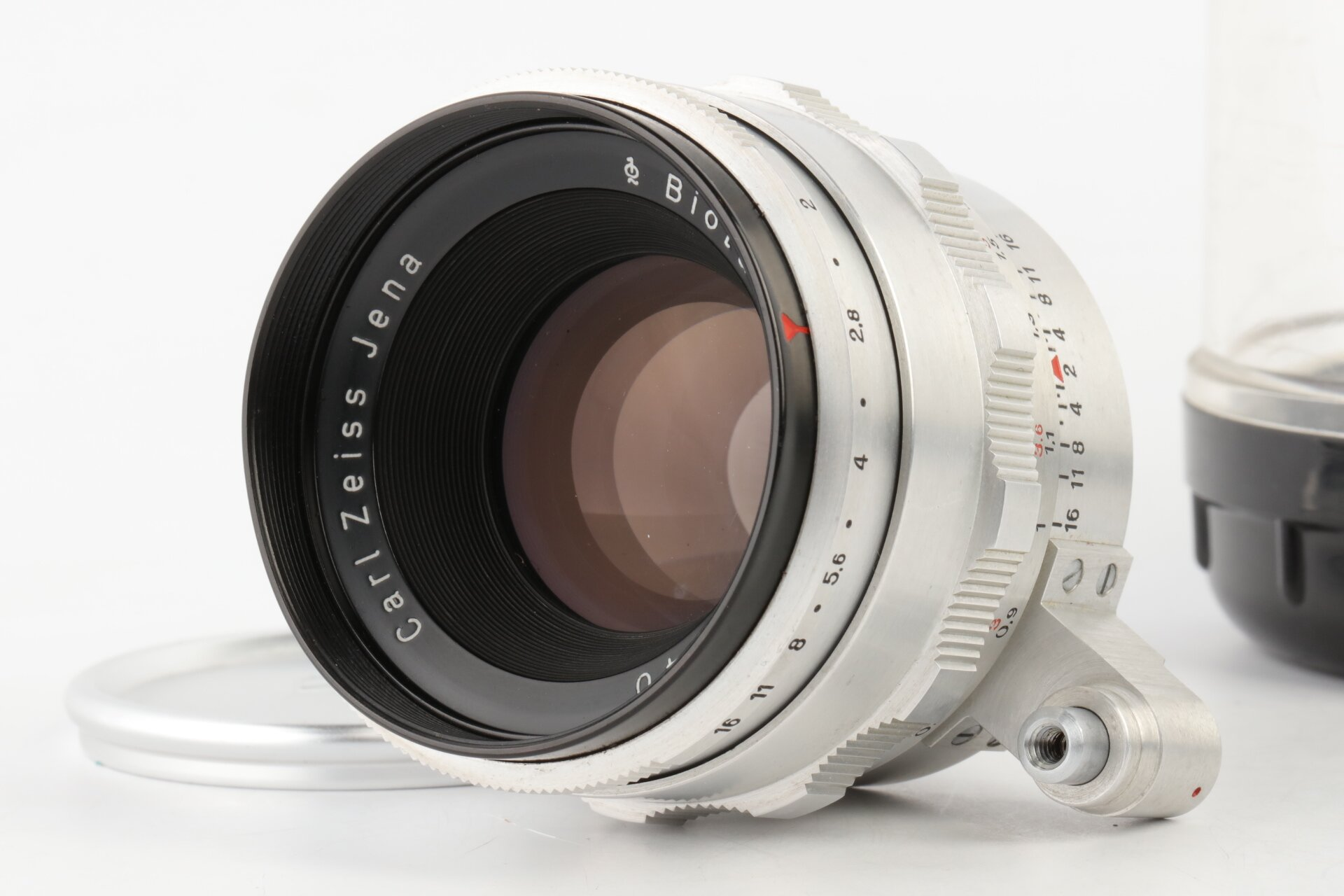 Carl Zeiss Jena 2/58mm Biotar Exakta