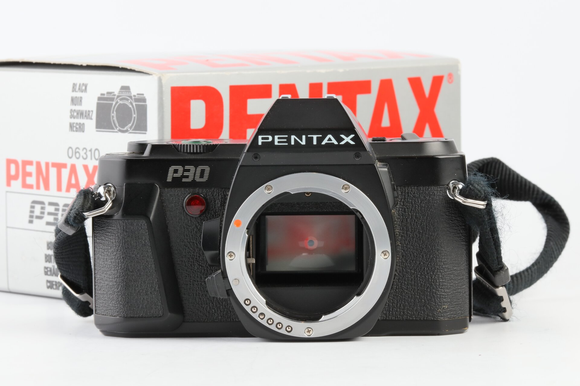Pentax P30 Gehäuse