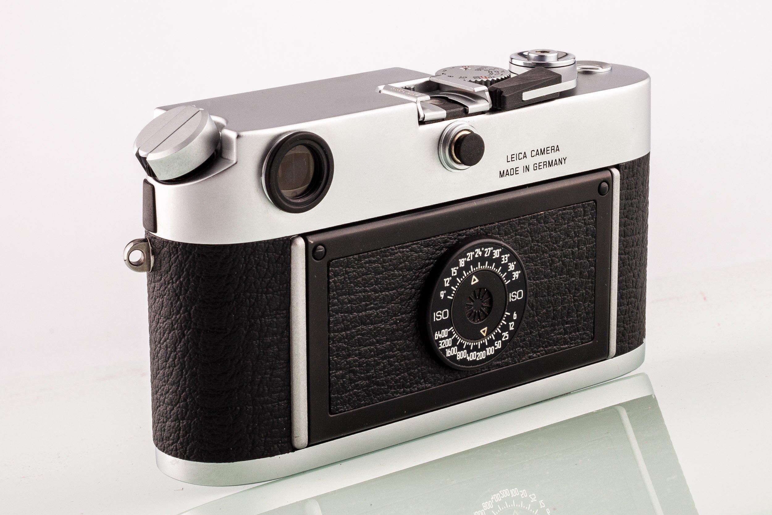 Leica M6 Gehäuse 1989